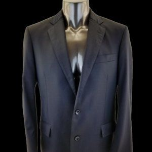 Brooks Brothers 1818 Regent Mens Suit Coat Solid B